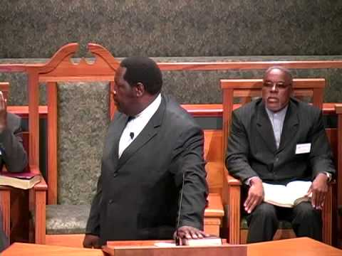 Elder Jerry Lucas 2009 General Assembly-TCOGIC