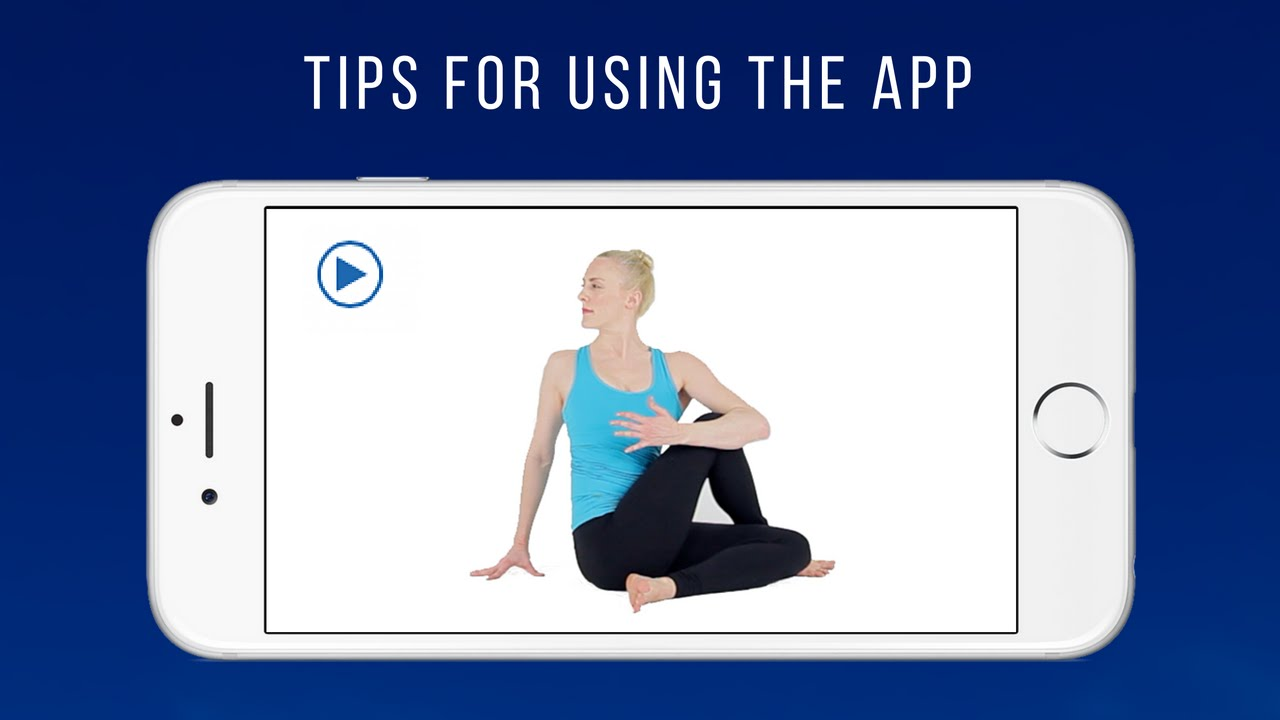 StretchIt | Tips for Using the App 1 (in English)