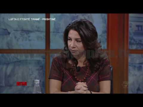 Dritare - Lufte e ftohte Tirana - Prishtine - Pj.1 - 17 Tetor 2016 - Vizion Plus - Talk Show
