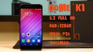 ✅''Гомик'' серед смартфонів..☎️ Gome K1 4/128Gb. Годнота за 115$⚖️