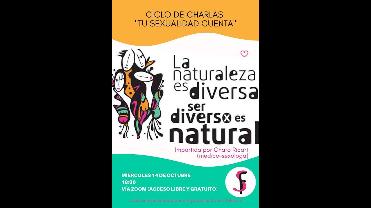 """""""La naturaleza es diversa, ser diverso es natural"""""""