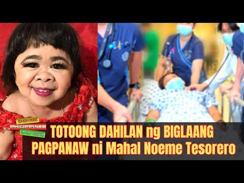 Download TOTOONG DAHILAN ng BIGLAANG PAGPANAW ni Mahal Noeme Tesorero