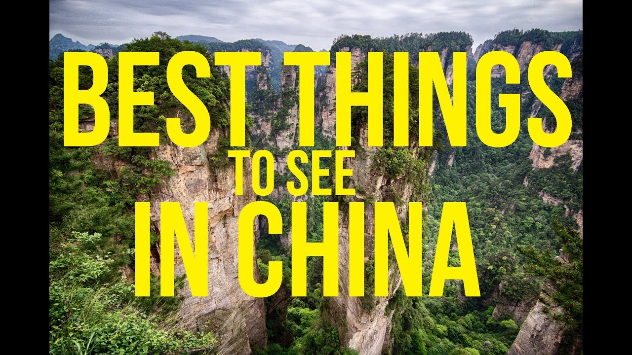 Top Things To See In China A Guide The Best Tourist Attractions
