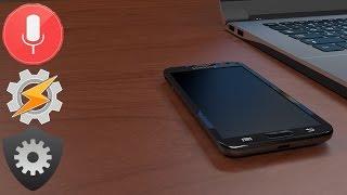 Como activar la pantalla con la voz en Android