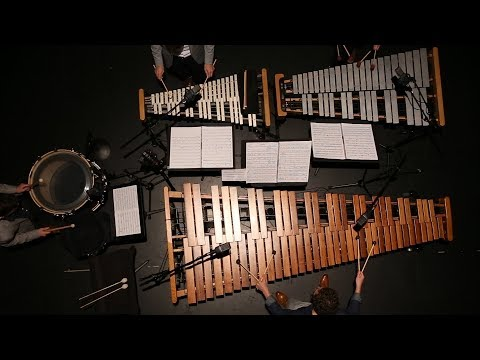 """Third Coast Percussion - """"Donner"""" by David Skidmore"""