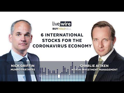 Buy Hold Sell: 6 International Stocks For The Coronavirus Economy