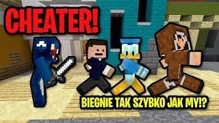 MORDERCA BIEGNIE Z SHIFTEM! - MINECRAFT MURDER MYSTERY