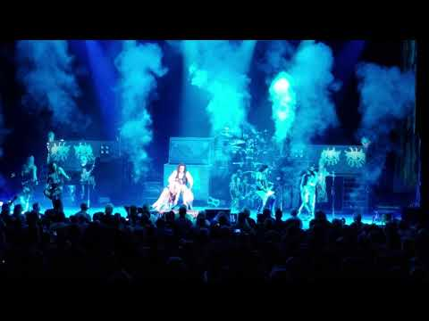 COLD ETHYL ALICE COOPER LIVE KAUFMAN CENTER FOR PERFORMING ARTS KANSAS CITY MO 8 6 2018