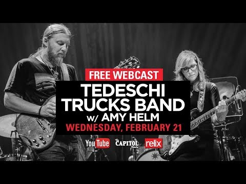 Tedeschi Trucks Band w Amy Helm :: The Capitol Theatre :: 022118 :: Full Show