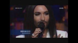 Conchita Wurst - Walk Away - Hommage an Udo Jürgens - Wien, Stadthalle am 16.12.2015