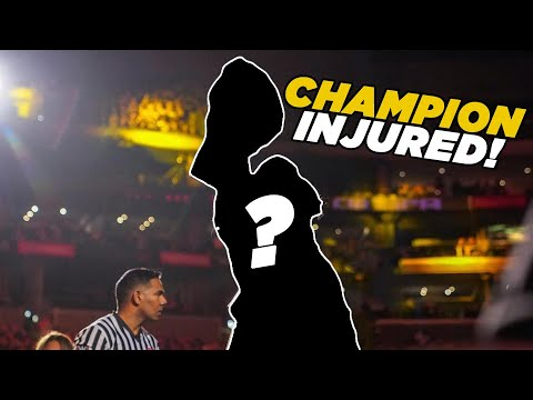 Major WWE Champion Injured For Months - Title To Be Vacated