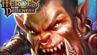 Heroes Vs Darkness - мобильный экшен-РПГ