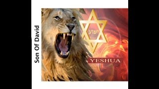 Messiah Son of David Part 1 of 5: Judaism's Position on the Messiah Son of David