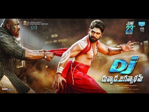 DJ (Duvvada Jagannadham) 2017 New Released Full Hindi Dubbed Movie | Allu Arjun