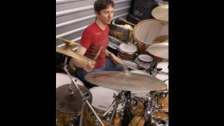 Watch Paul Gilbert My Drum video