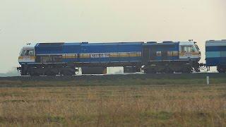 [IRFCA] WDP4D with Dekargaon-Rangiya Passenger on a beautiful morning thumbnail
