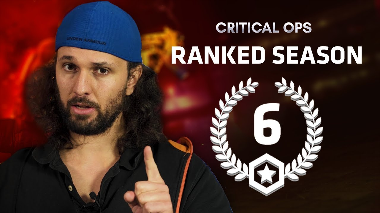 Ranked SEASON 6 is STARTING SOON - Critical Ops
