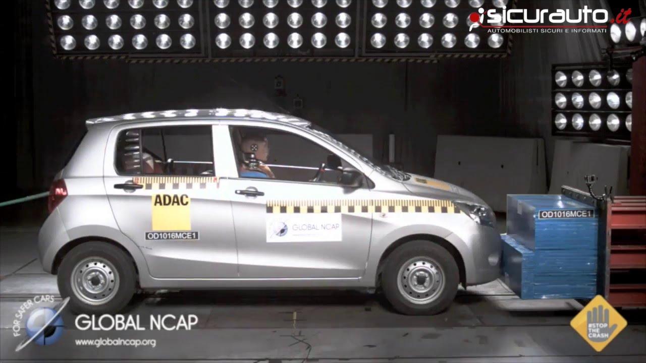 Maruti Suzuki Crash Test