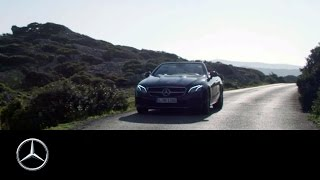 Feeling freedom  presented by E Class Cabriolet – Mercedes Benz original
