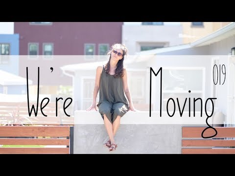 We're Moving - Welcome To My Crib - Oceanside CA || Day 19