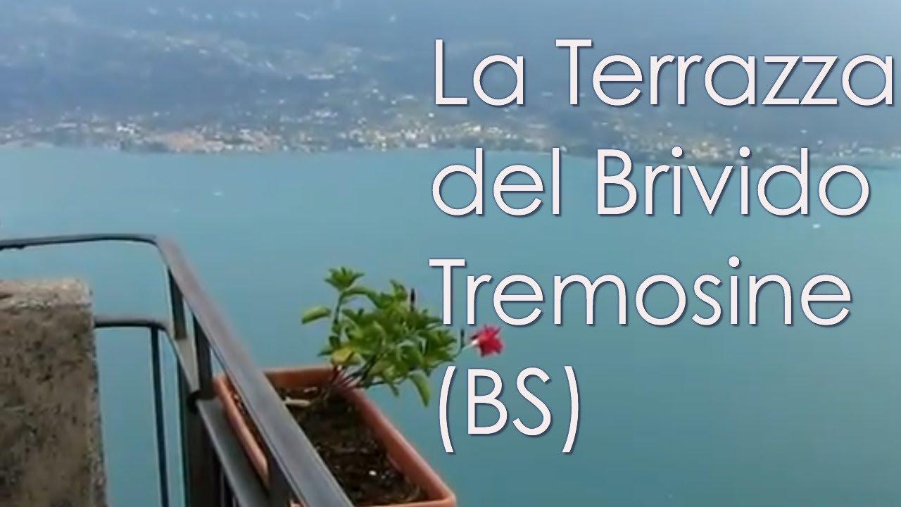 Tremosine Terrazza Del Brivido Bs Lago Di Garda Italia Fullhd