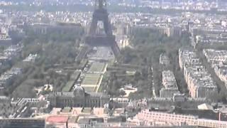 モンパルナス・タワーにて ①20060610 Montparnasse