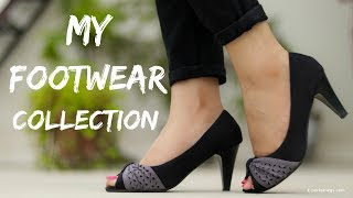 My Footwear Collection | Heels/Flats/Shoes | Perkymegs
