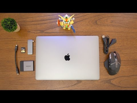 Thumbnail: MacBook Pro (2016) - REAL Day in the Life!