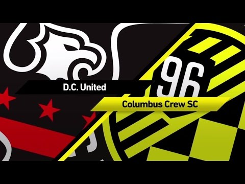 HIGHLIGHTS: D.C. United vs. Columbus Crew | March 18, 2017
