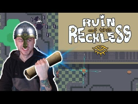 Ruin of the Reckless - Into the Ruin - Let's Play Ruin of the Reckless Gameplay