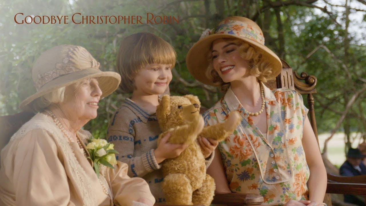29+ Watch Goodbye Christopher Robin Online Free  Pictures