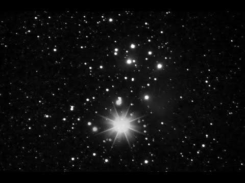 Venus/Pleiades Conjunction: April 3, 2020