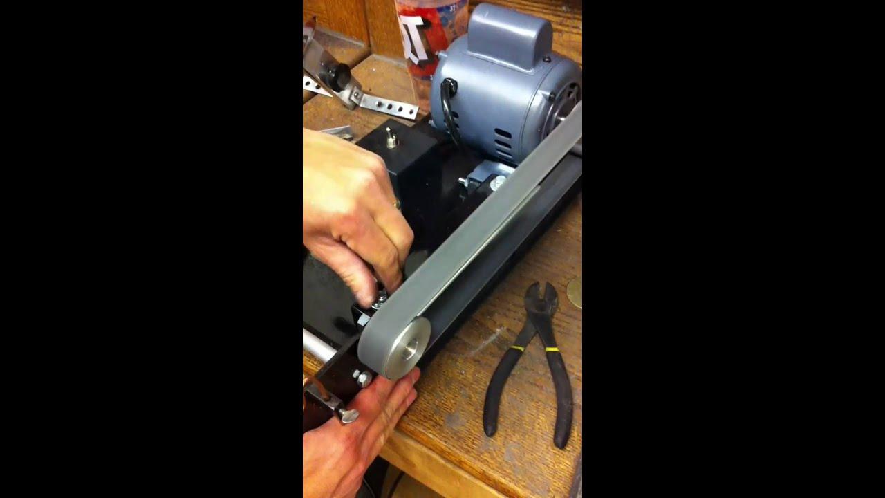 Diy belt grinder belts