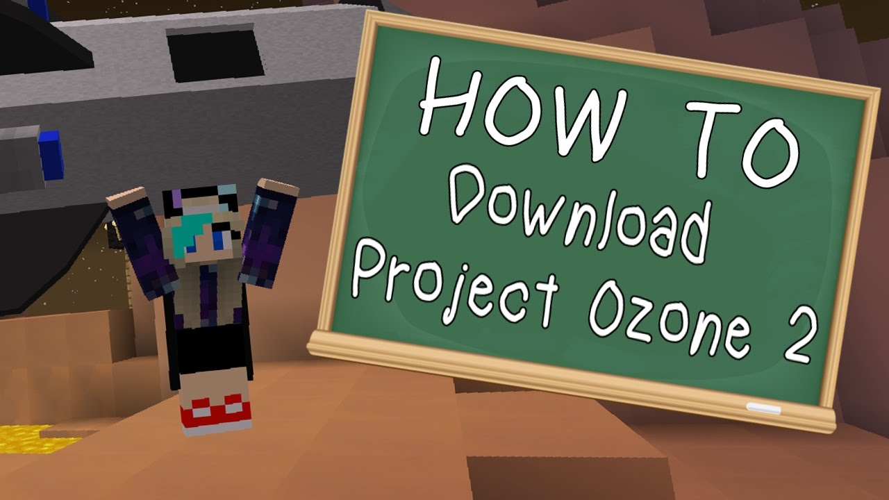 HOW TO DOWNLOAD PROJECT OZONE 2 - Using Curse client with NEW Minecraft  Launcher