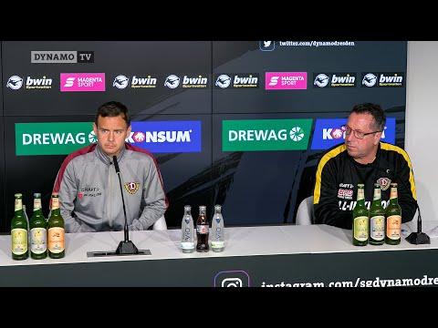 5. Spieltag | VFB - SGD | Pressekonferenz vor dem Spiel
