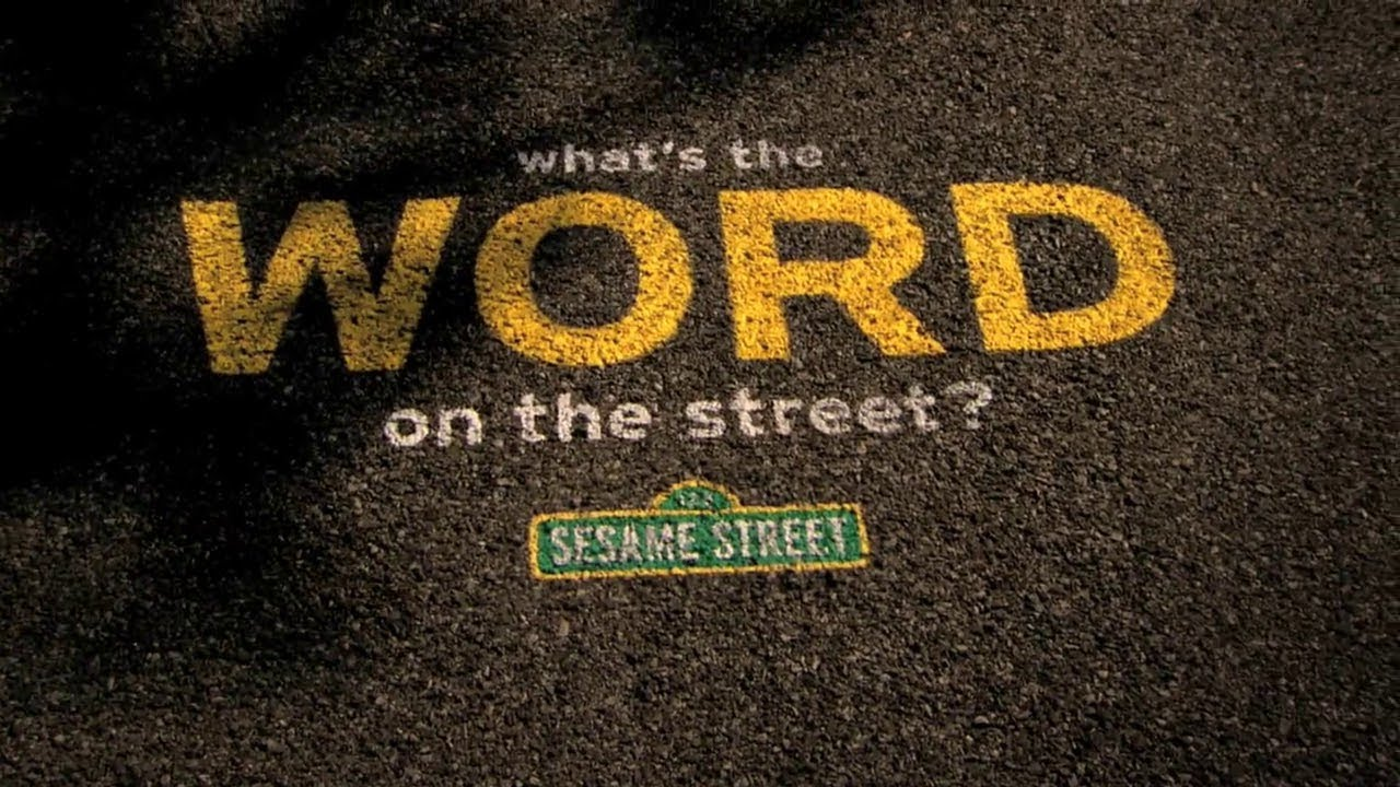 Download Sesame Street: What's the Word on the Street? (Season 42) (2011-2012)