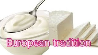 HOW TO MAKE yogurt and cheese in Europe,fermented food,living food,OkinawaMiracleDiet