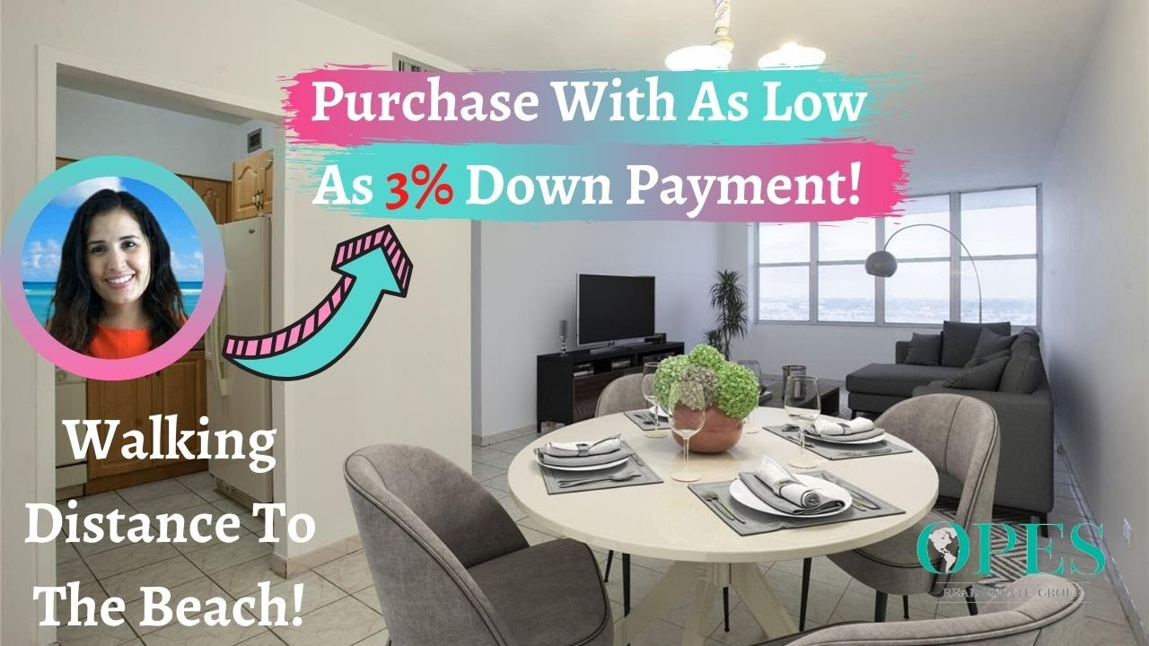 Buy With As Low As 3% Down! QUIT RENTING TODAY! - 7441 Wayne Ave #15I, Miami Beach