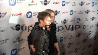 James Blunt at Warner Music Group GRAMMY Celebration Pres...