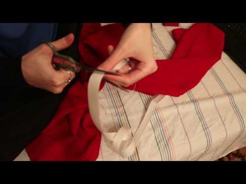 Как приклеить клеевую ленту на брюки утюгом