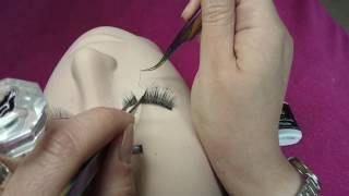How to improve lash isolation skills?