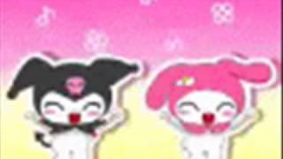 Caramell Dansen Kuromi and My Melody