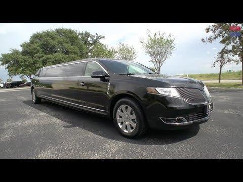Building a Lincoln MKT Premiere Limousine