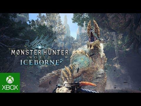monster-hunter-world:-iceborne---zinogre-trailer