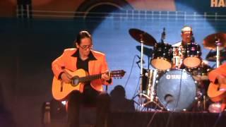 Giang Guitar Band - Flamenco - Haiphong Guitar Festival 2012 (Clip 1)