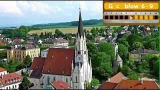 Chordal Jam - Blue Danube Waltz
