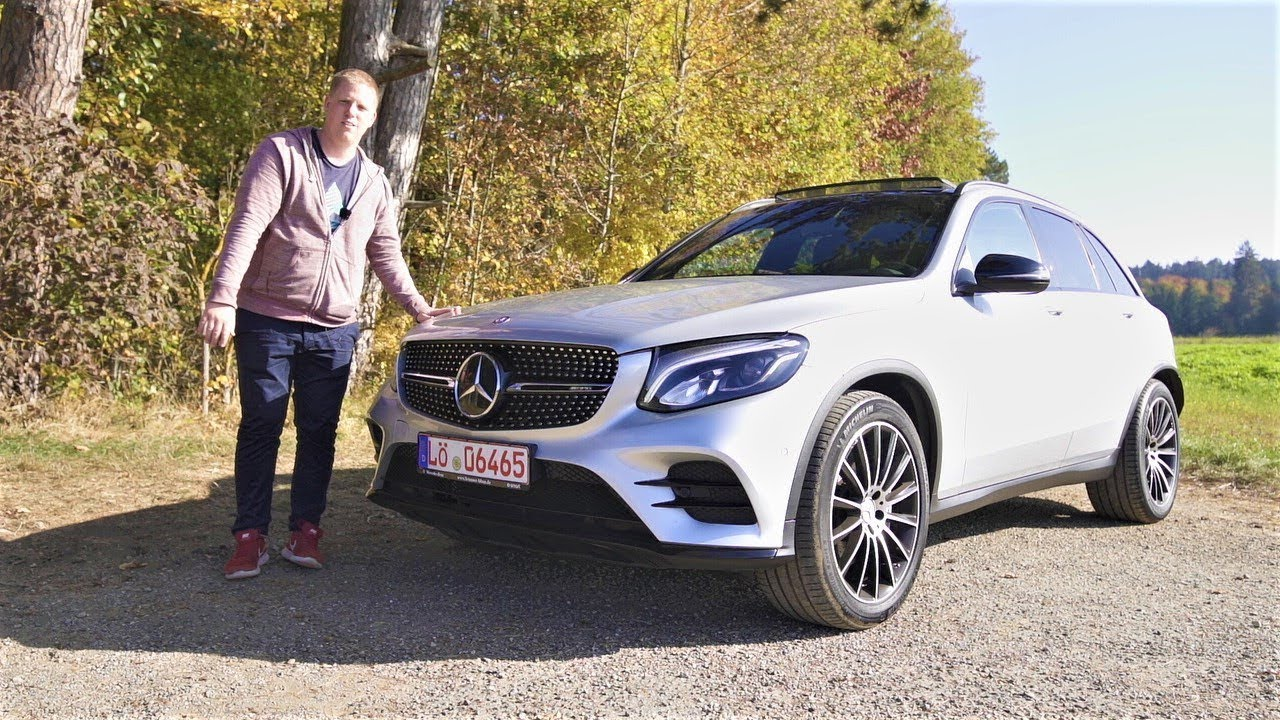Mercedes Amg Glc 43 4matic Review Fahrbericht Test Youtube