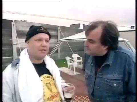 Frank Black.- Superabound  (Live in Scotland 1996)