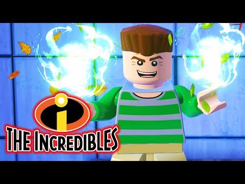 Sandman & Kingpin  in The LEGO Incredibles Videogame!
