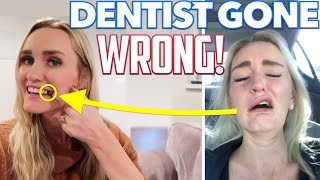WORST EXPERIENCE OF MY LIFE   DENTIST APPOINTMENT GONE WRONG 🦷 PAINFUL TOOTH EXTRACTION FOR WIFE
